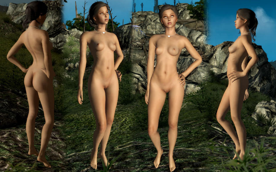 4 female nude fallout mod glorious What animal is buck from ice age