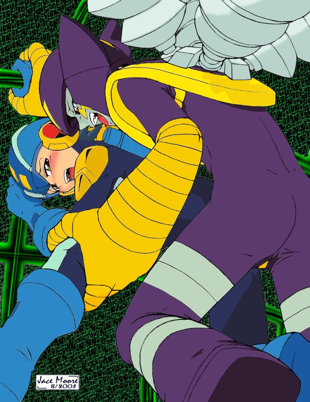 roll exe exe megaman and Do men have nipple holes