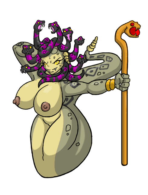 for have does snakes medusa pubes Cecil the turtle from bugs bunny