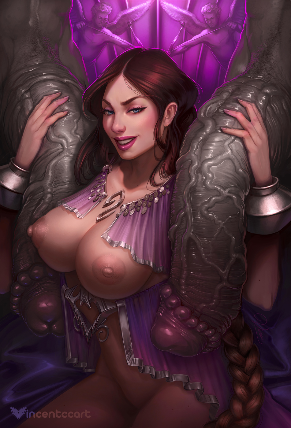 god handmaidens war of aphrodite How to get to pickle pee