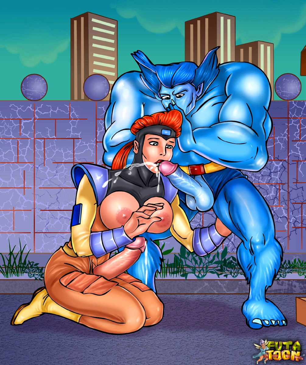 ge male futa hentai on Trials in tainted space kitsune