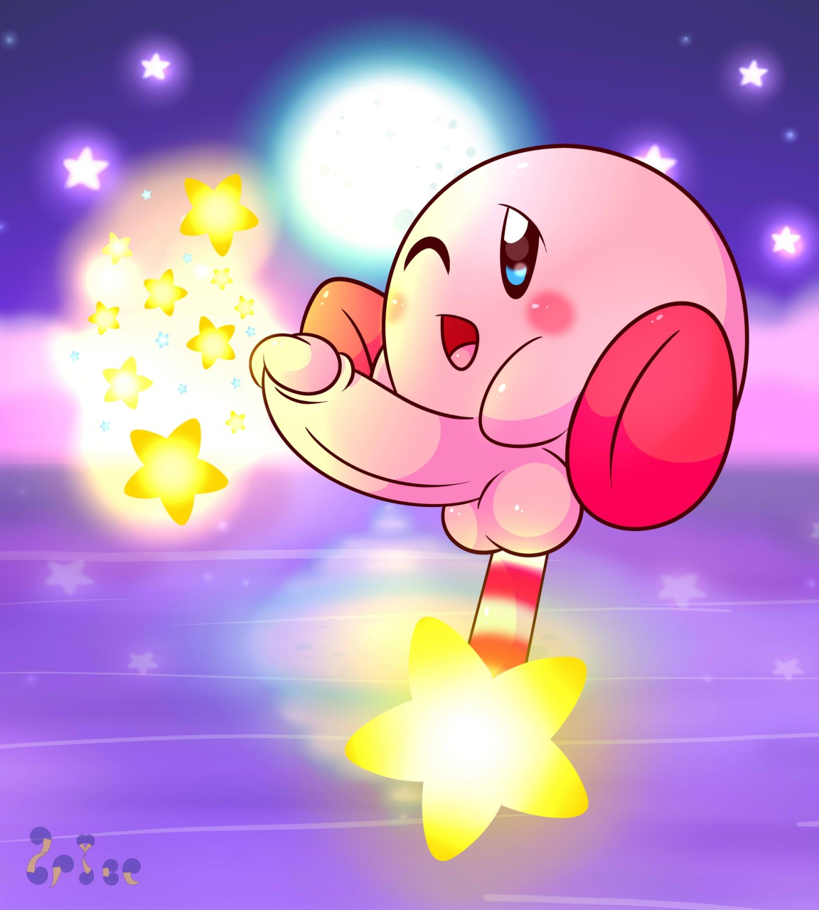 allies star kirby Penguins of madagascar uncle nigel