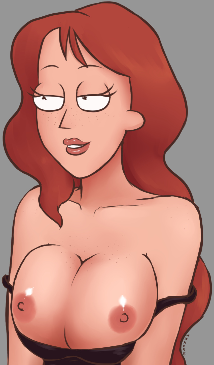 and summer smith morty nude rick Cleveland show big boob june