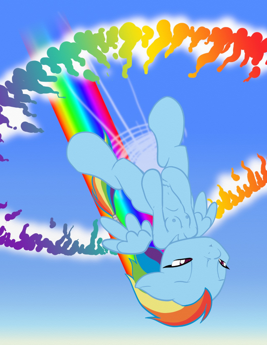 rainbow dash pony my little pictures of Is belle delphine a trap