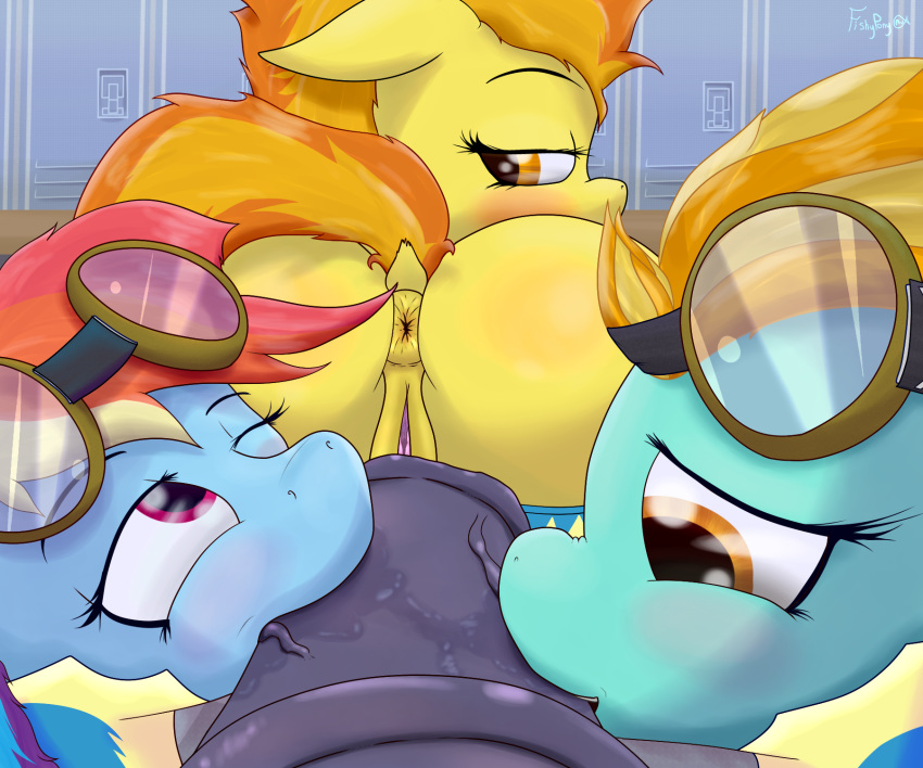 of pony rainbow my little dash pictures Crush crush moist and uncencored
