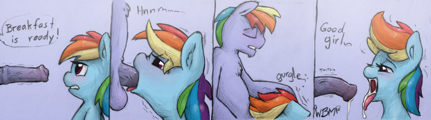 dust and rainbow dash lightning My time at portia nora