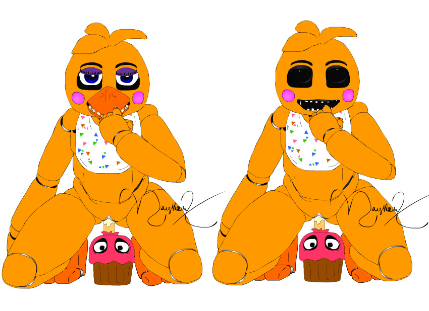 chica at five nights freddy's naked Fairly odd parents tootie nude